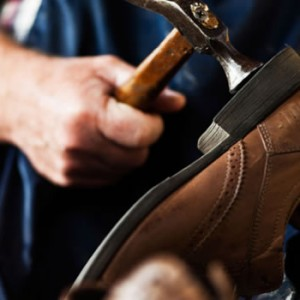 Heels fix per shoe – Repair