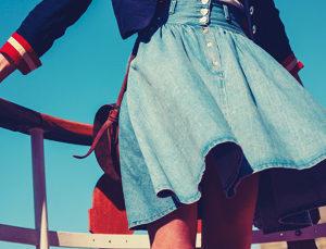 Skirt – short