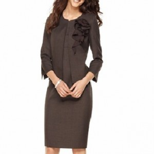 Dress – Hem only half Stitch
