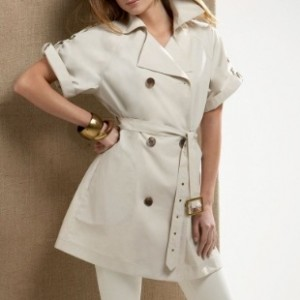 Coat – Shorten Sleeves
