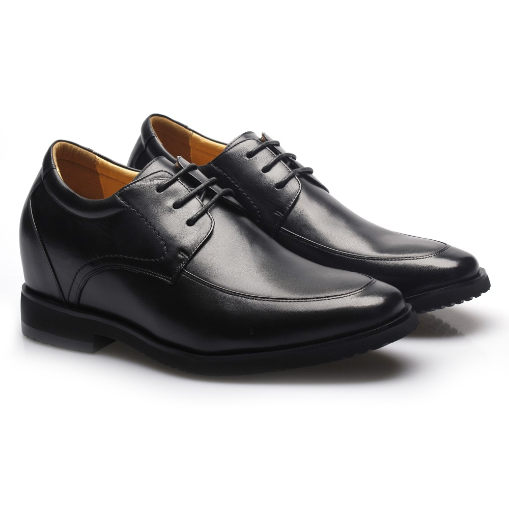 Gents Black Shoes