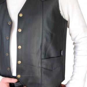 Waistcoat – Leather