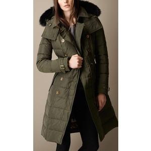 Coat – Down Filled
